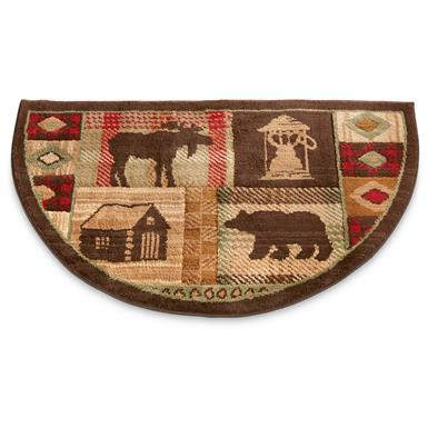 Mohawk Lodge Hearth Rug