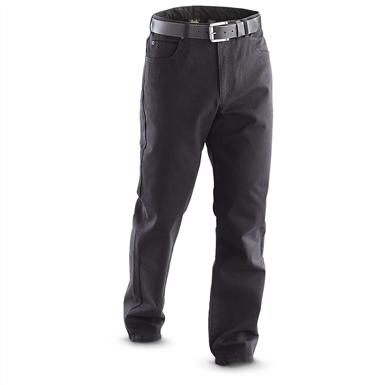Guide Gear® Heavyweight Stretch Jeans, Black