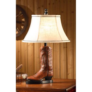 Crestview® Stetson Table Lamp