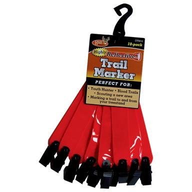 "HME 6"" Trail Markers, 10-Pk."