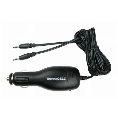 ThermaCELL® Heated Insole Car Charger