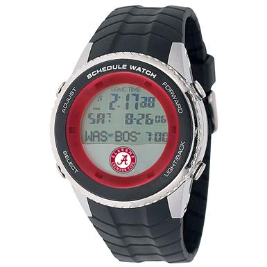 Game Time® NCAA Schedule Series Watch, Alabama