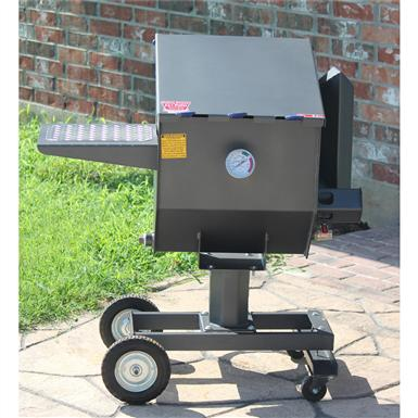 R & V Works® Cajun Fryer 8.5 Gallon Deep Fryer