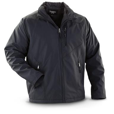Haggar® Softshell Jacket, Black