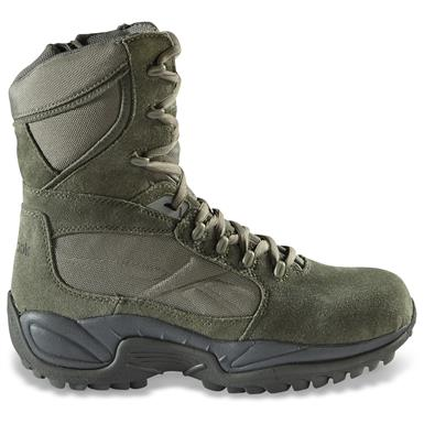 Reebok Men's ERT Waterproof Tactical Boots, Sage