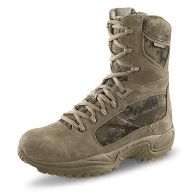 Reebok Men's ERT Waterproof Tactical Boots, Sage/Digi Camo