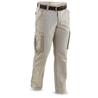 Carhartt® Men's Rugged Cargo Pants, Tan