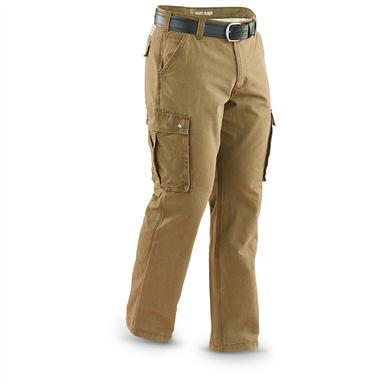 Carhartt® Men's Rugged Cargo Pants, Dark Khaki