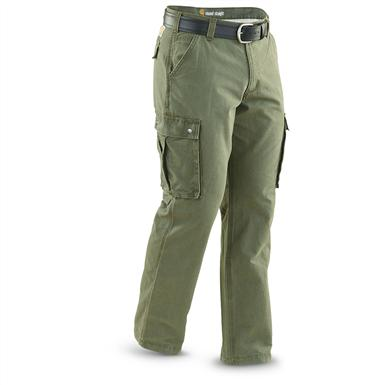 Carhartt® Men's Rugged Cargo Pants, Army Green