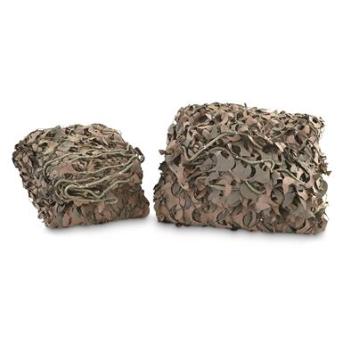 Camo Unlimited Military Camo Mesh Netting