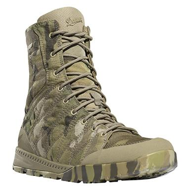Men's 8 inch Danner® Melee Military Boots, Multi-Cam