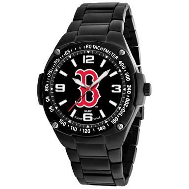 Game Time MLB Warrior Series Watch, Boston Red Sox