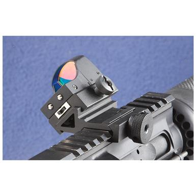 BSA® Micro Red Dot Offset Mount Sight, Matte Black