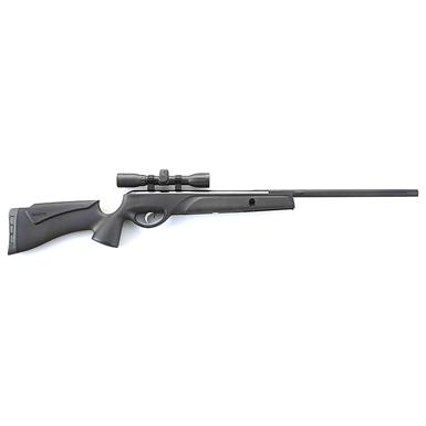 "Gamo Big Cat 1400 Break-Barrel 33mm Cylinder Air Rifle, .177 Caliber, 18"" Barrel, 4x32mm Scope"