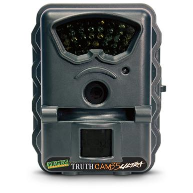 Primos® Truth Cam Ultra 35 4.0MP Trail Camera with Wide Sensor