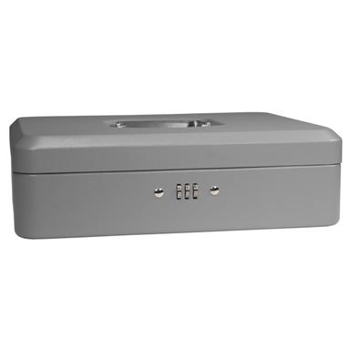 Large Cash Box with Combination Lock by Barska®