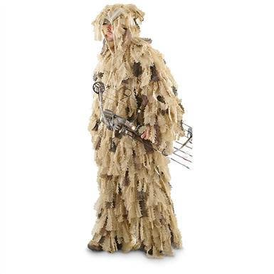 Red Rock Outdoor Gear 4-Pc. Big Game Ghillie Suit, Open Country