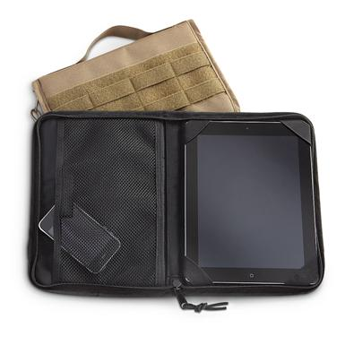 5ive Star Gear™ Tactical iPad® / Tablet Carrier, Black or Coyote