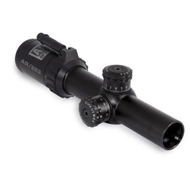 Bushnell® AR Optics 1-4x24mm Throw Down PCL Rifle Scope