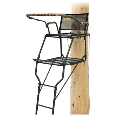 Rivers Edge Jumbo Jack 17' Ladder Tree Stand
