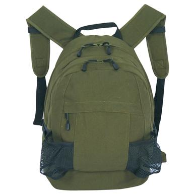 Fox Outdoor™ Yucatan Backpack, Olive Drab