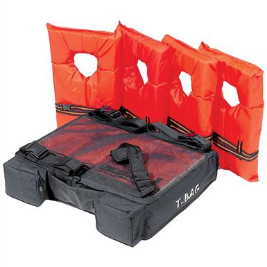 T-Bag™ T-Top / Bimini Top PFD Storage Bag, PFD-T4
