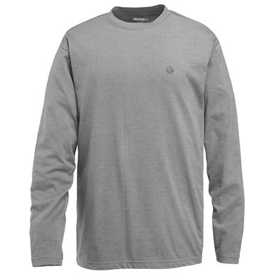 Wolverine® Rockford Long-sleeve T-shirt, Ash