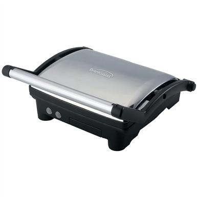 Stainless Steel Contact Grill