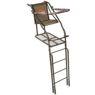 Millennium 21' Single Ladder Tree Stand