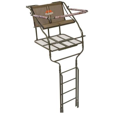 Millennium 18' Double Ladder Tree Stand