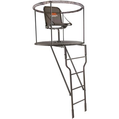 Millennium 17 foot Single Ladder Tree Stand
