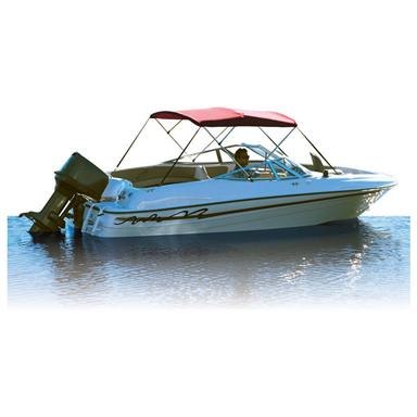 Attwood® Bimini 4-Bow Frame 8' Fabric Top