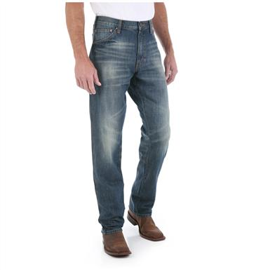 Men's Wrangler® Retro Slim Straight Jeans