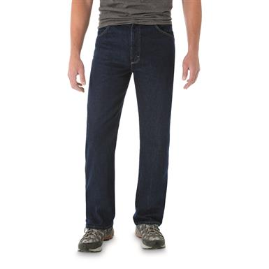 Men's Wrangler® Rugged Wear® Classic Fit Jeans, Prewash