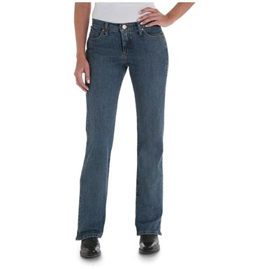 Women's Wrangler® Cowgirl Cut® Cash™ Ultimate Riding®  Jeans, American Spirit
