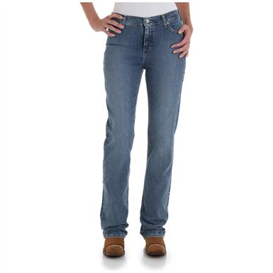 Women's As Real as Wrangler® Misses Classic Fit Jeans, Whispering River