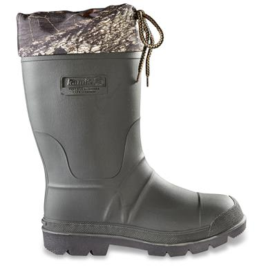 Kamik Men's Sportsman Insulated Rubber Boots, Camo