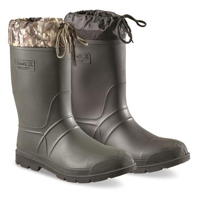 Kamik Men's Sportsman Insulated Rubber Boots, Camo (103