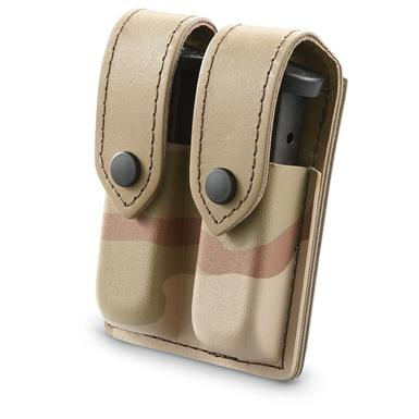 Safariland 9mm Mag Pouch, 3-color Desert Camo