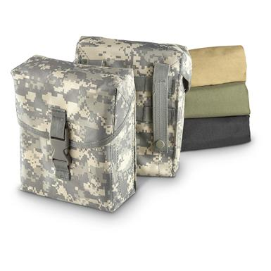 2 Fox Tactical™ S.A.W. Ammo Pouches