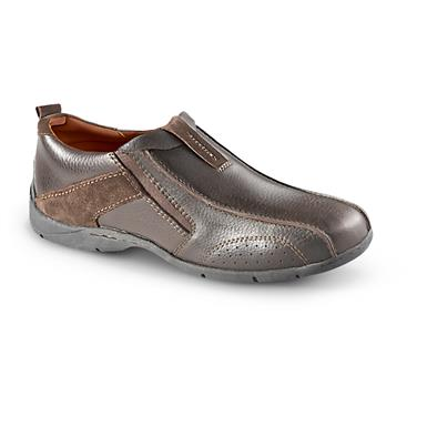 Streetcars Men's Saddleback Mocs, Brown