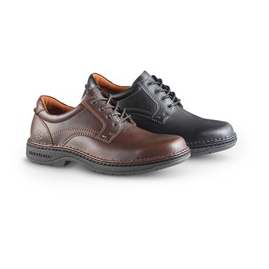 Streetcars Men's Sedona Oxfords, Walnut / Black