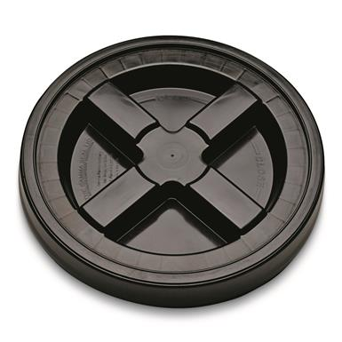Gamma Seal Lid, Black