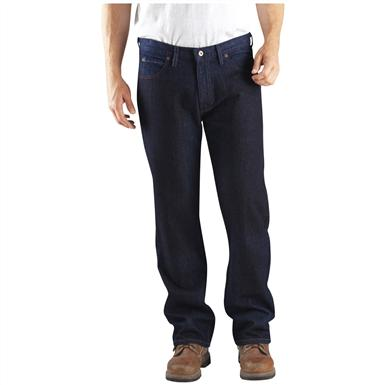 Men's Dickies® Relaxed Straight Fit 5-pocket Jeans, Vintage - Front