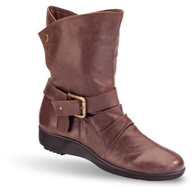 Women's Gravity Defyer™ Vilonda Boots, Brown