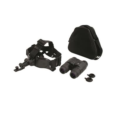 Includes head mount, carry case and lens cloth