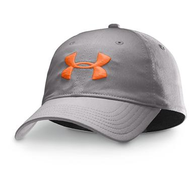 Under Armour Classic Outdoor Hat , Storm/Mandarin