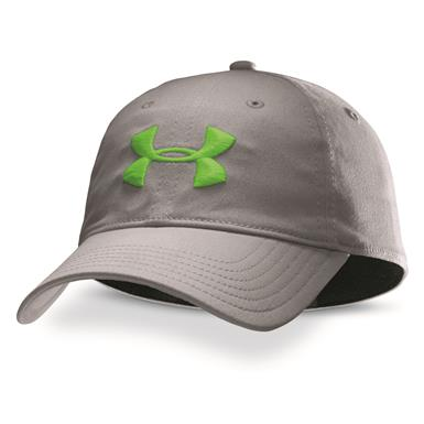 Under Armour Classic Outdoor Hat , Storm/Gecko