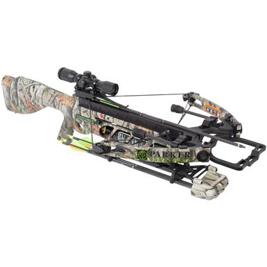Parker® Concorde 175-lb. Crossbow with 3X Illuminated Multi-reticle Scope Package
