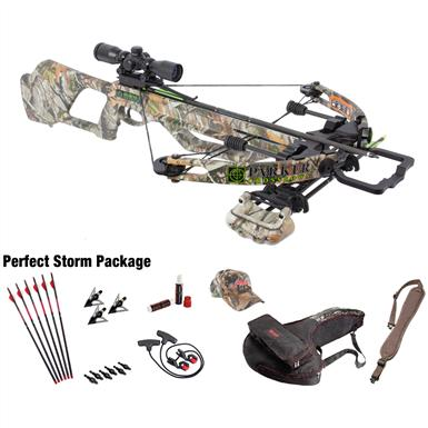 Parker® Hornet Extreme 165-lb. Crossbow with Perfect Storm 3X Illuminated Scope Kit